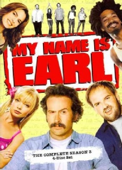 My Name Is Earl Season 3 (DVD)
