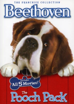 Beethoven Pooch Pack (DVD)
