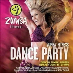 Various - Zumba Fitness Dance Party