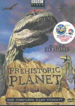 Prehistoric Planet: The Complete Dino Dynasty (DVD)