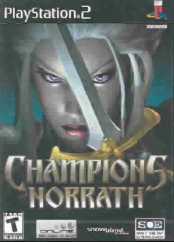 PS2 - Champions of Norrath: Realms of EverQuest
