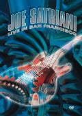 Joe Satriani: Live in San Francisco (DVD)