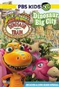 Dinosaur Train: Dinosaur Big City (DVD)