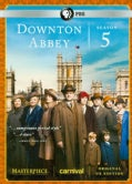 Masterpiece Classic: Downton Abbey: Season 5 (DVD)