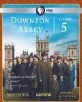 Masterpiece Classic: Downton Abbey: Season 5 (Blu-ray Disc)