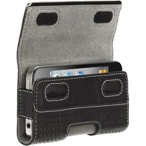 Griffin Elan Holster GB01708 Carrying Case (Holster) for iPhone - Bla
