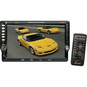 "Lanzar 7""TFT Touch Screen DVD/MP3/USB RDS Receiver (Refurbished)"