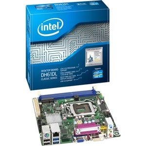 Intel Classic DH61DL Desktop Motherboard - Intel H61 Express Chipset