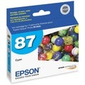 Epson UltraChrome Hi-Gloss 2 Pigment Cyan Ink Cartridge