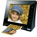 Mustek PF-A6L 8-inch Digital Picture Frame and Scanner