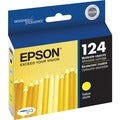 Epson DURABrite 124 Ink Cartridge - Yellow
