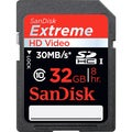 SanDisk Extreme SDSDX-032G-X46 32 GB Secure Digital High Capacity (SD