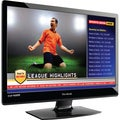 "Viewsonic VT2405LED 24"" LED-LCD TV - 16:9 - HDTV 1080p - 1080p"