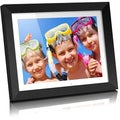 Aluratek ASDPF08LED 8-inch Digital Picture Frame