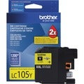 Brother Innobella LC105Y Ink Cartridge - Yellow