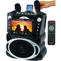 Karaoke GF829 DVD/CD+G/MP3+G Karaoke System with 7