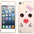 INSTEN Hungry Piggy iPod Case Cover for Apple iPod Touch 5th Generation