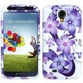 INSTEN TUFF Hybrid Phone Case Cover for Samsung Galaxy S4
