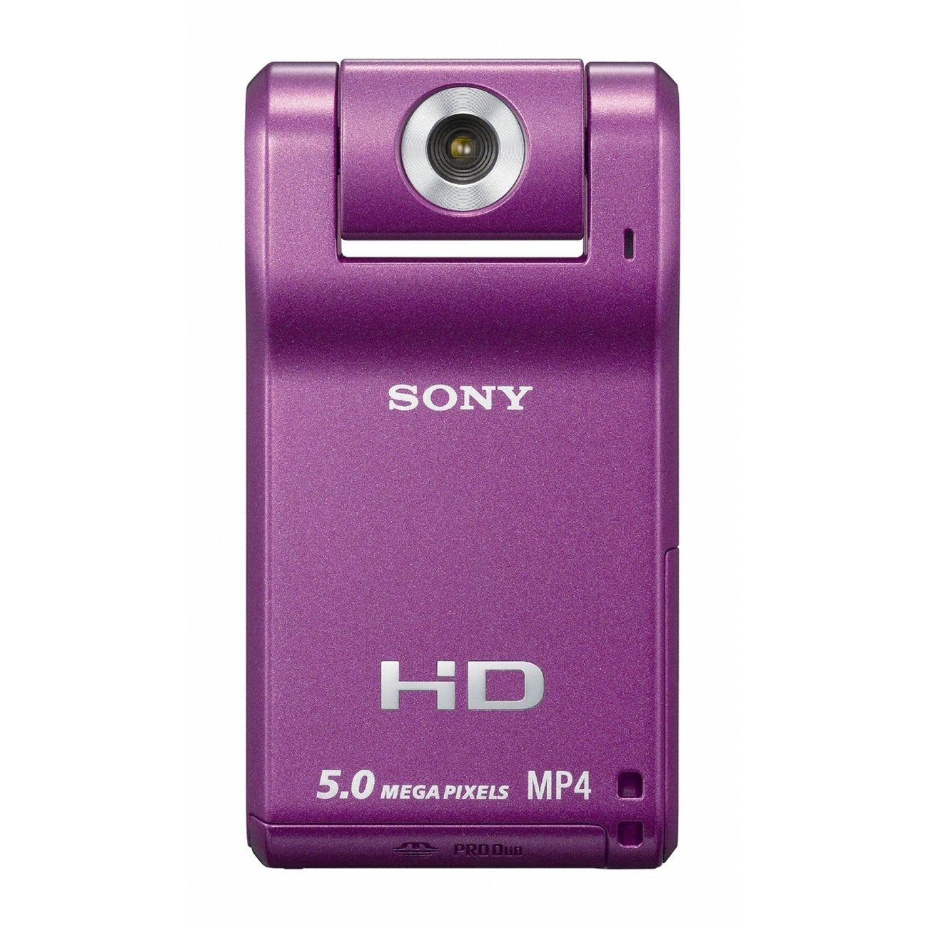 Sony Webbie HD MHS-PM1 Eggplant Digital Camcorder