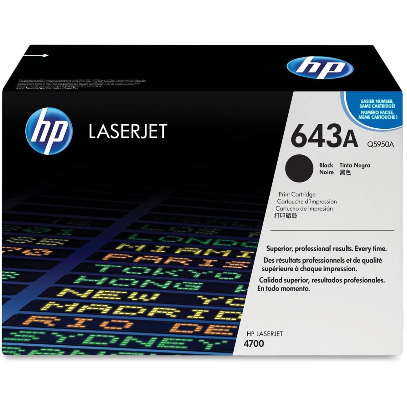 HP Q5950AG Toner Cartridge
