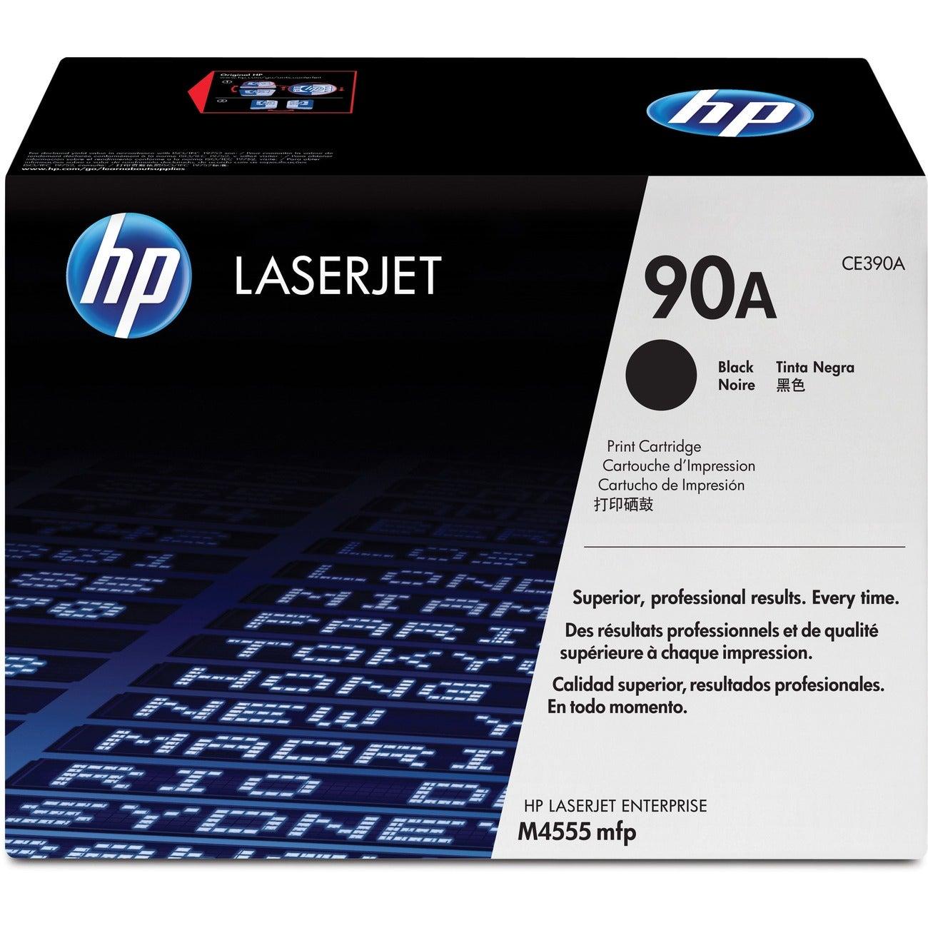 HP 90A Toner Cartridge