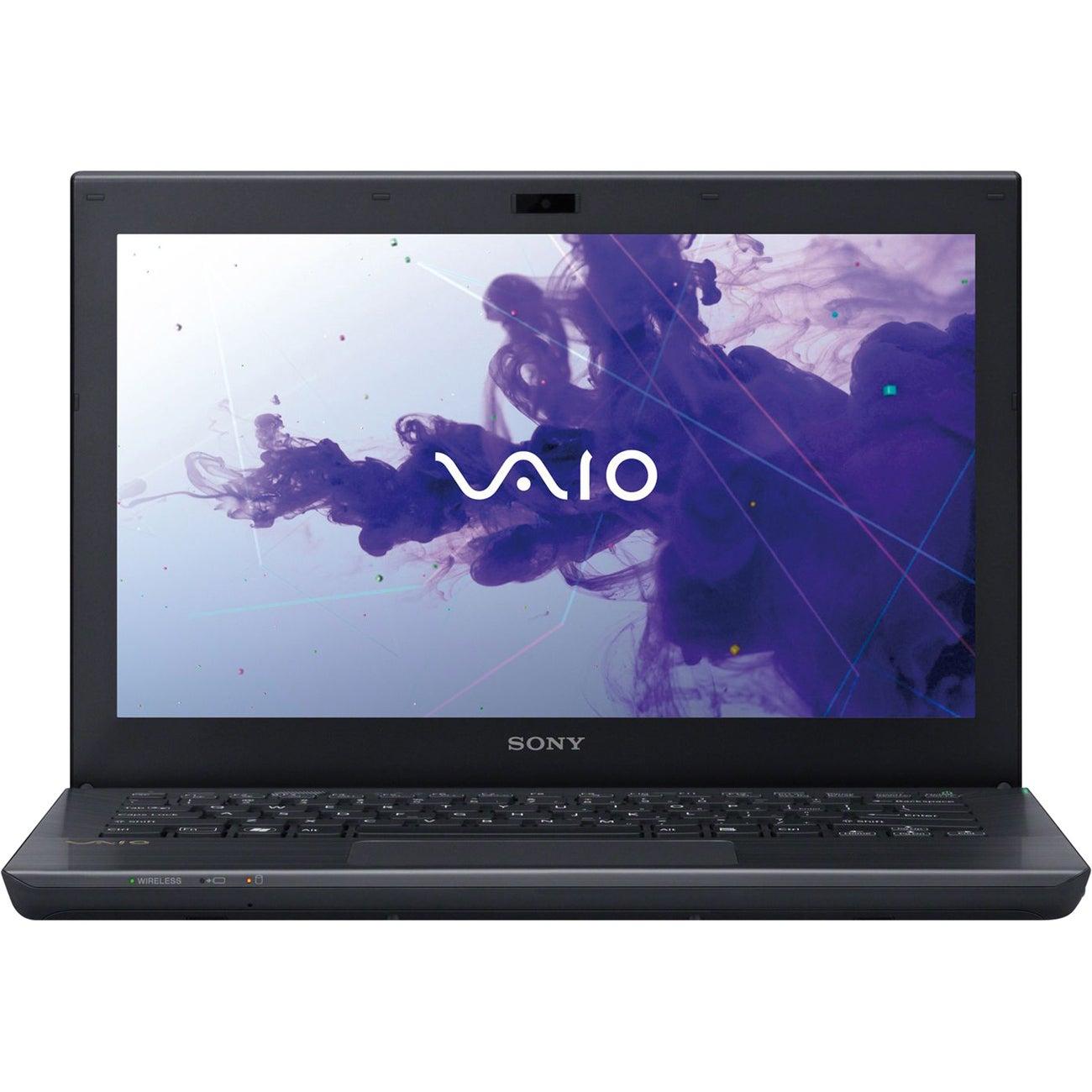 """Sony VAIO SVS13A18GX/B 13.3"""" LED Notebook - Intel Core i7 i7-3520M 2."""
