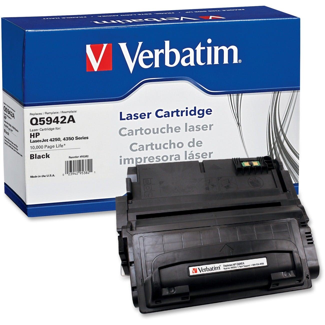 Verbatim Toner Cartridge (Black)
