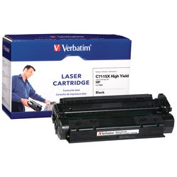 Verbatim High Yield Black Toner Cartridge