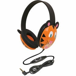 Ergoguys Kids Stereo PC Tiger Design Headphone
