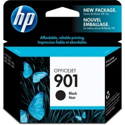 HP No.901 Black Ink Cartridge for Officejet Printers