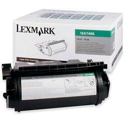 Lexmark Green-Compliant Black Toner Cartridge