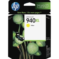 HP No. 940XL Yellow Ink Cartridge