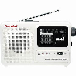 First Alert WX-17 Weather & Alert Radio