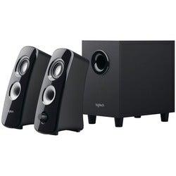 Logitech Z323 2.1 Speaker System - 30 W RMS