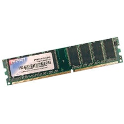 Patriot Memory Signature 1GB DDR SDRAM Memory Module