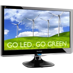 "Viewsonic VX2450wm-LED LCD Monitor - 24"" - LED"