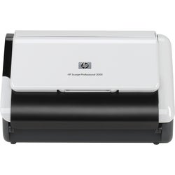 HP Scanjet 3000 Sheetfed Scanner