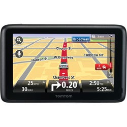 TomTom GO 2535 TM 5-Inch Portable GPS Navigator with Lifetime Traffic &amp; Maps