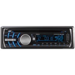 Dual XDM6351 Car CD/MP3 Player - 72 W - LCD - Single DIN