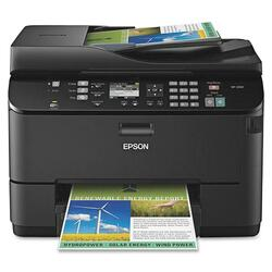 Epson WorkForce Pro WP-4530 Inkjet Multifunction Printer - Color - Ph