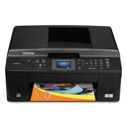 Brother MFC-J425W Inkjet Multifunction Printer - Color - Photo Print
