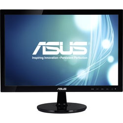 "Asus VS197D-P 19"" LED LCD Monitor - 16:9 - 5 ms"