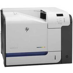HP LaserJet M551 M551N Laser Printer - Color - Plain Paper Print - De