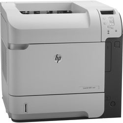 HP LaserJet 600 M601N Laser Printer - Monochrome - Plain Paper Print