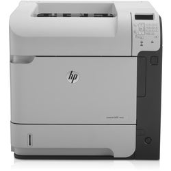 HP LaserJet 600 M602N Laser Printer - Monochrome - Plain Paper Print