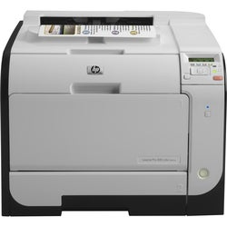 HP LaserJet Pro 400 M451DW Laser Printer - Color - Plain Paper Print