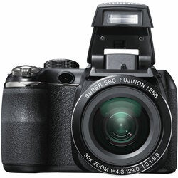 Fujifilm FinePix S4500 14MP Black Digital Camera
