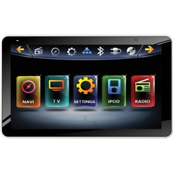 "Power Acoustik Inteq PD-931NB Car DVD Player - 9.3"" Touchscreen LCD D"