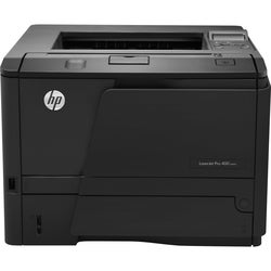 HP LaserJet Pro 400 M401N Laser Printer - Monochrome - Plain Paper Pr