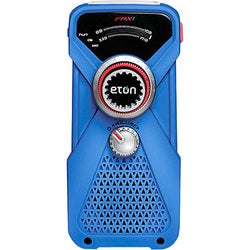 Eton FRX1 Hand Turbine AM/FM/NOAAWeather Radio with LED Flashlight